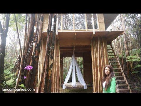 Super MILF + Tree House + Hawaii = Good Video
