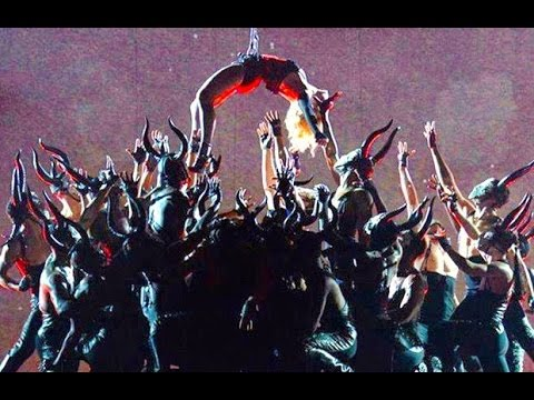 Madonna the Grammys & New World Order Symbolism