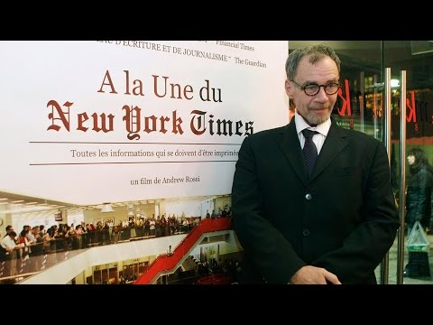 BREAKING: NYT Columnist David Carr DROPS DEAD Just Hours After Interviewing EDWARD SNOWDEN!