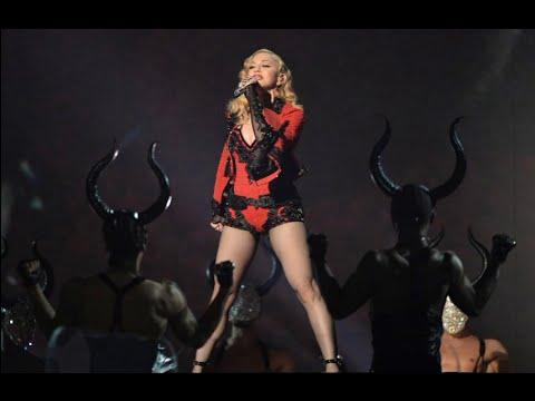 Madonna's Grammy Performance 2015 Illuminati Satanic Symbolism and Secrets Breakdown