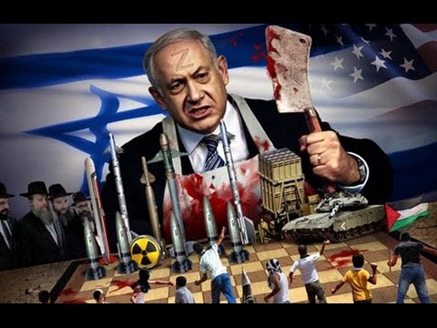 Jeff Rense & Preston James - Netanyahu The War Criminal