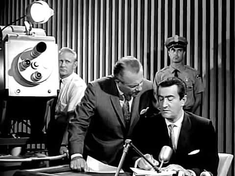 The Twilight Zone -- To Serve Man
