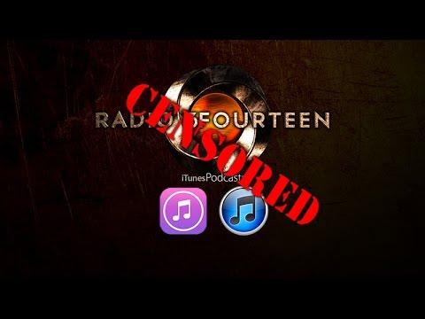 Radio 3Fourteen Censored by Apple's iTunes
