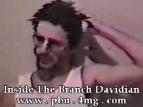 David Koresh Tells The Truth About Waco
