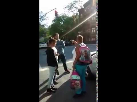 Police Try to kidnap 2 Young Girls and The Community Did Not Allow It.