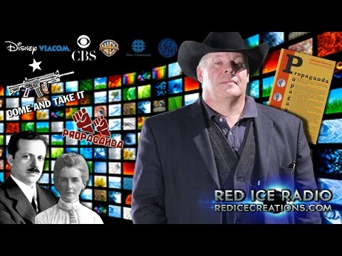 Red Ice Radio - Brian Anse Patrick - The Ten Commandments of Propaganda