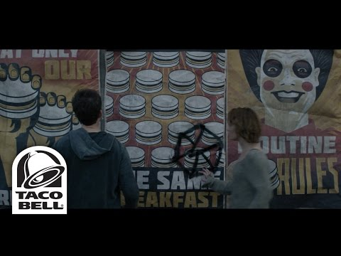 Routine Republic   2015 Taco Bell® Breakfast Short Film