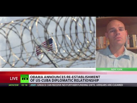 'Latest strategy towards Cuba is Trojan horse trying to mask US's true intensions'