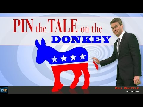 Pin the Tale on the Donkey: Democrats' Horrible Racist Past   Bill Whittle