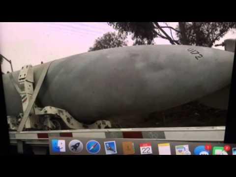 "California ""Massive Bomb"" Jade Helm 15 Report"