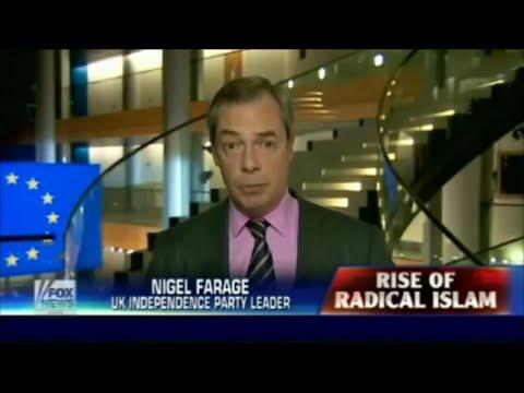 EUROPE IS BURNING Nigel Farage