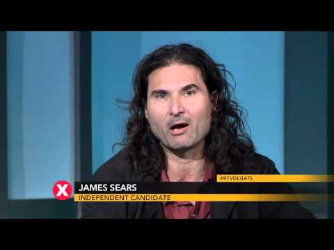 Canadian Political Candidate James Sears Calls Out Zionism in TV Debate