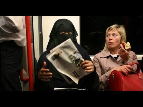 (Islam in Europe) Documentary how Arab and African Immigrants Destroying Europe