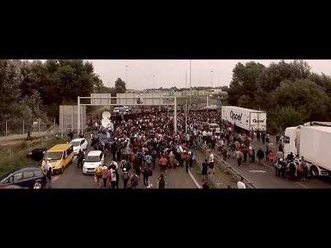 With Open Gates: The forced collective suicide of European nations - Extended Cinematic 1080p