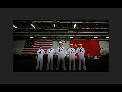 US & Chinese Navy Unite In Florida NWO Op