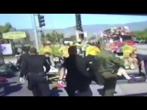 Staged Mass Shooting In San Bernardino