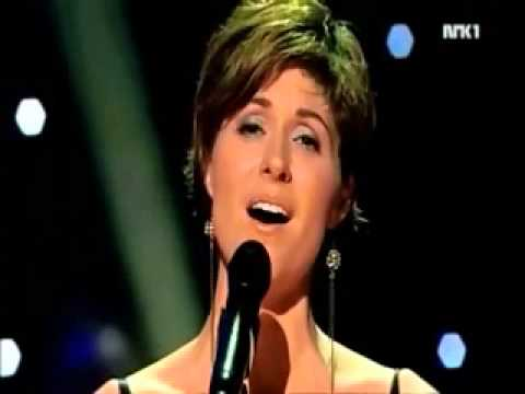 """Sissel - O Holy Night - Incredible singer from Norway - plz """"Share"""""""