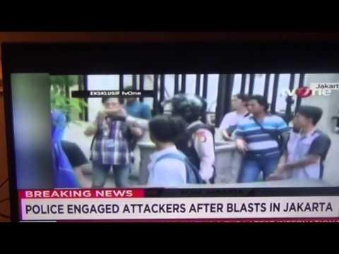 Jakarta Starbucks UN ISIS Psyop