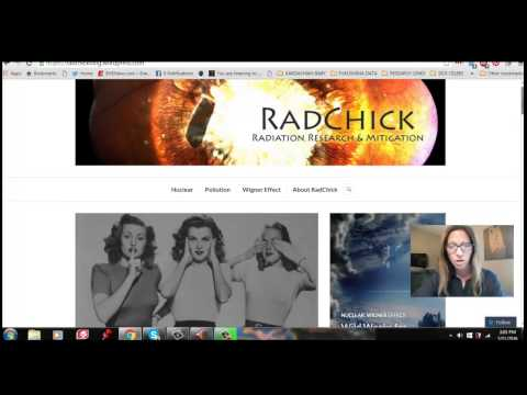 Fukushima 5: Personal Message from RadChick