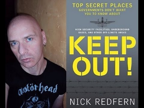 Nick Redfern-Keep out! D.U.M.B - Deep Underground Military Bases