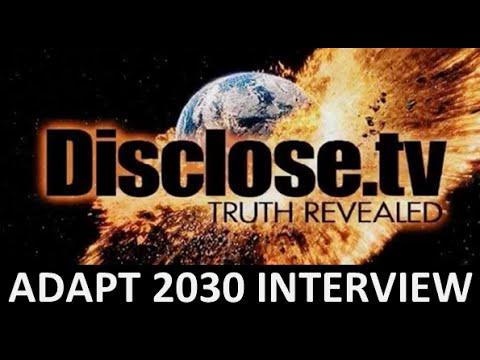 Disclose TV Interviews David DuByne ADAPT 2030 | Mini Ice Age 2015-2035 (141)