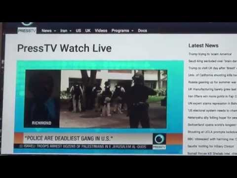 Police Deadliest Gang Staged Shooting Mass Murder Press TV
