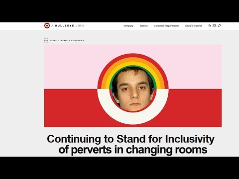 """Wave of Perverts Filming Girls in Target Changing Rooms After New """"Inclusive"""" Bathroom Policy"""