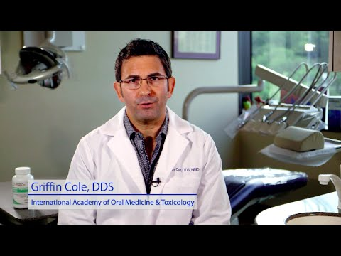 Dr. Griffin Cole: FDA Should Ban All Fluoride Supplements