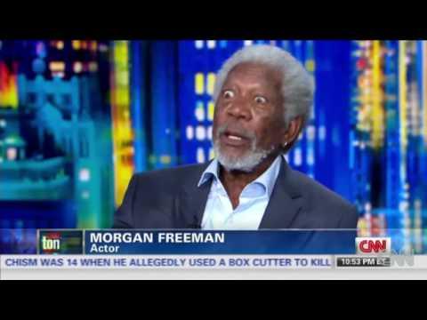 Morgan Freeman's Thoughts on #blacklivesmatter and #alllivesmatter racism