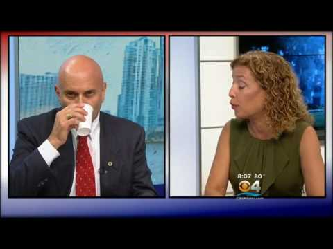 Tim Canova vs. Debbie Wasserman Schultz | Full Debate