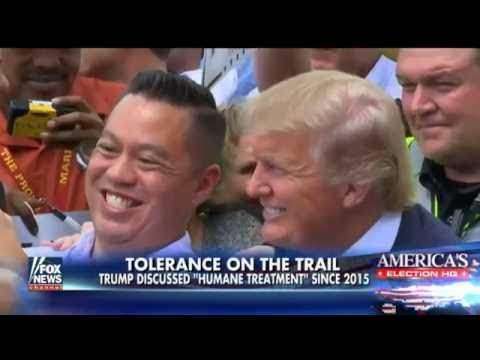 Donald Trump Full Interview On Fox & Friends 8/22/16 HD Slams Clinton Foundation!