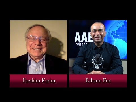 AAE tv | BioGeometry | Back To A Future For Mankind | Dr Ibrahim Karim | 2.13.16