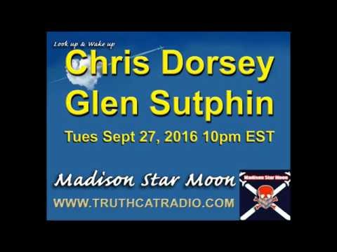 Chris Dorsey & Glen Sutphin On Madison Star Moon Show