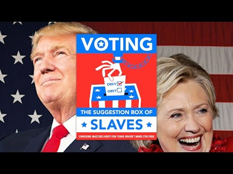 If You Vote You Can't Compain - Larken Rose on The Corbett Report
