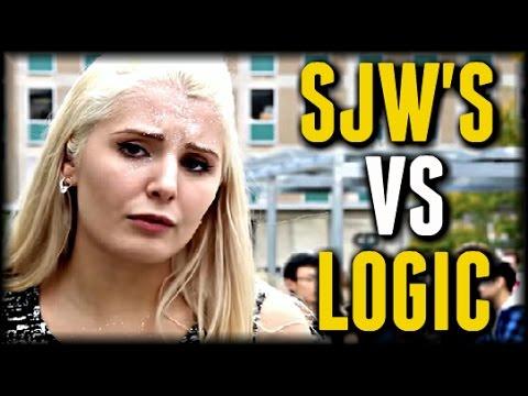 Social Justice Warriors VS Logic #1
