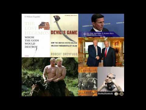 """Trump's Job is to Prepare America for War"" ~ William Engdahl"