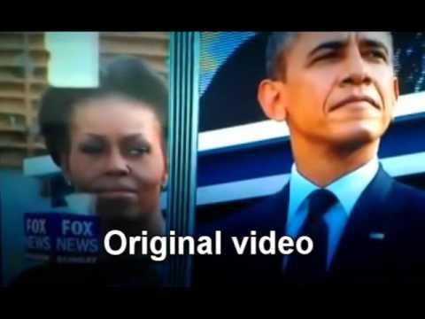 Did Michelle Obama Disrespect the Flag?