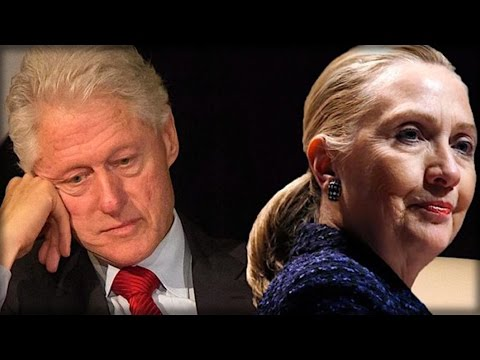 AFTER LOSING THE ELECTION BADLY, THE CLINTONS GOT THE WORST NEWS OF THEIR LIVES TODAY