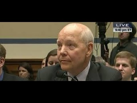 Trey Gowdy wipes that stupid grin off the face of IRS chief John Koskinen