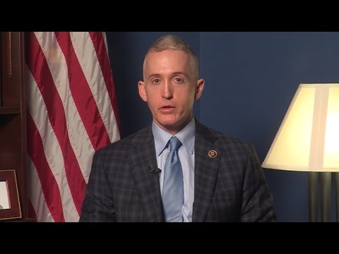 Trey Gowdy's Thoughts On Donald Trumps Immigration Plan