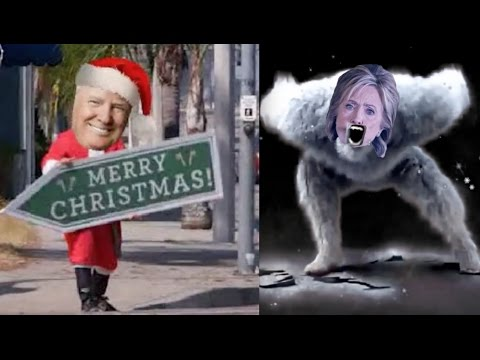 "Hilarious Trump Christmas Parody ""It's The Most Wonderful Time in 8 Years"""