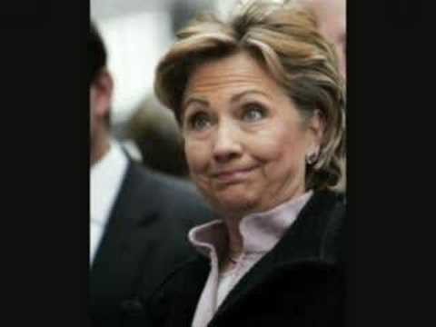 Hillary's New Perfume