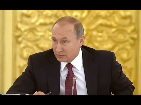 Putin BOMBSHELL to West: 'I saw your instructions to NGOs to destabilize Russia