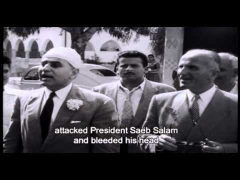 The War Of Lebanon Documentary Series - A Prototype of the European Civil War