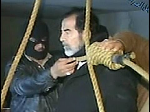 The Life and Death of CIA Asset Saddam Hussein