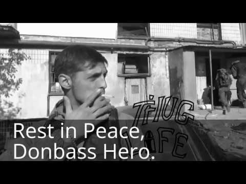 R.I.P. HERO: Givi Vs. MLRS 'Grad' shell strike