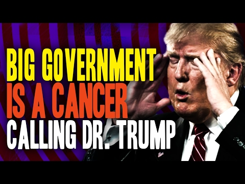 Mike Adams: The Bureaucracy Opposing Trump is Like a CANCER TUMOR!