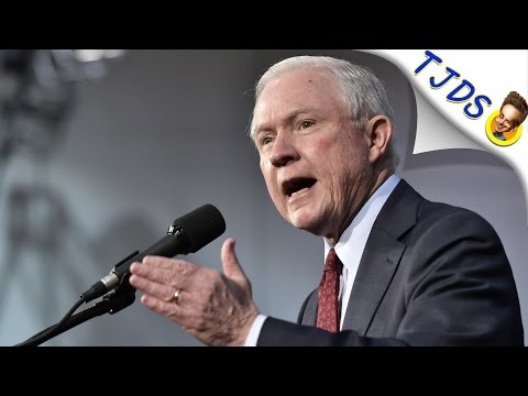 Jeff Sessions: CNN Host Can't Say What Law He Broke