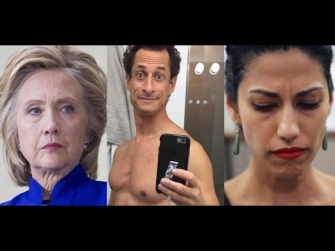 HUGE: Anthony Weiner Placed In Protective Custody–Will Turn State's Evidence Against Hillary!