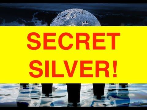 ALERT:  Secret Hidden Silver Hoard...2.75 Billion Ounces! (Bix Weir)